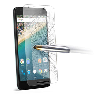 Tempered Glass Scratch Resistant Screen Protector for LG Nexus 5X