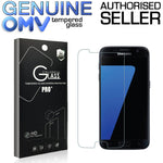 Tempered Glass Scratch Resistant Screen Protector for Samsung Galaxy S7