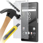 Tempered Glass Scratch Resistant Screen Protector for SONY Xperia Z5 Compact