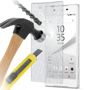Tempered Glass Scratch Resistant Screen Protector for SONY Xperia Z5
