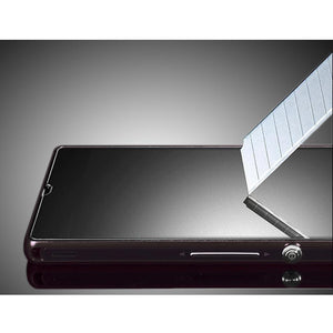Tempered Glass Scratch Resistant Screen Protector for SONY Xperia Z2