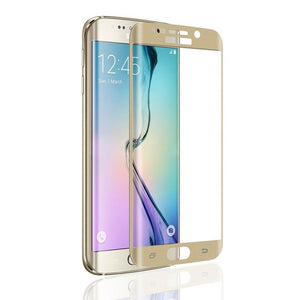 Tempered Glass Full Coverage Screen Protector for Samsung Galaxy S6 Edge Plus