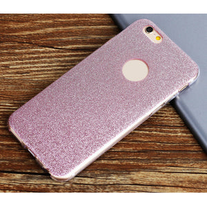 Glitter Thin Soft Gel Case for Apple iPhone 6 Plus & 6S Plus