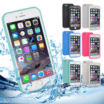 Waterproof Shockproof Tough Heavy Duty Case Cover for Apple iPhone 8