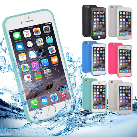 Waterproof Shockproof Tough Heavy Duty Case Cover for Apple iPhone 6 Plus & 6s Plus