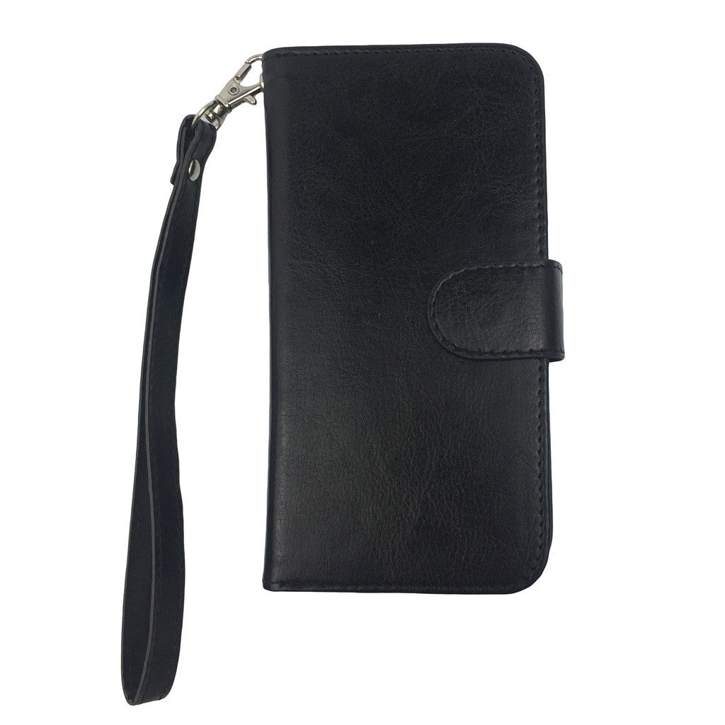 Leather Wallet Case Magnetic Flip Cover for Apple iPhone X