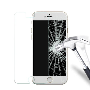 Tempered Glass Scratch Resistant Screen Protector for Apple iPhone 6S & 6