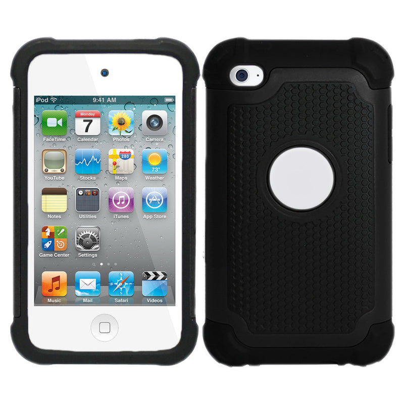 Shockproof Heavy Duty Case for Apple iPod Touch 4th Generation