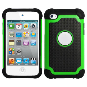Shockproof Heavy Duty Tough Gel Case for Apple iPod Touch 4th Generation