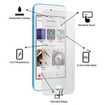 Tempered Glass Scratch Resistant Screen Protector for Apple iPod Touch 6th Generation