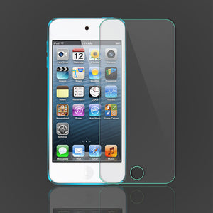 Tempered Glass Scratch Resistant Screen Protector for Apple iPod Touch 5th Generation