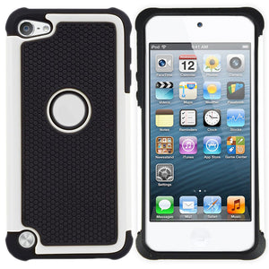 Shockproof Heavy Duty Tough Gel Case for Apple iPod Touch 5th / 6th Generation