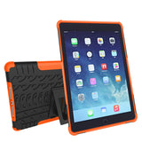 Shockproof Heavy Duty Tough Armor Cover Stand Case for Apple iPad Pro 9.7""