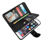Leather Wallet Case Magnetic Flip Cover for Apple iPhone 7
