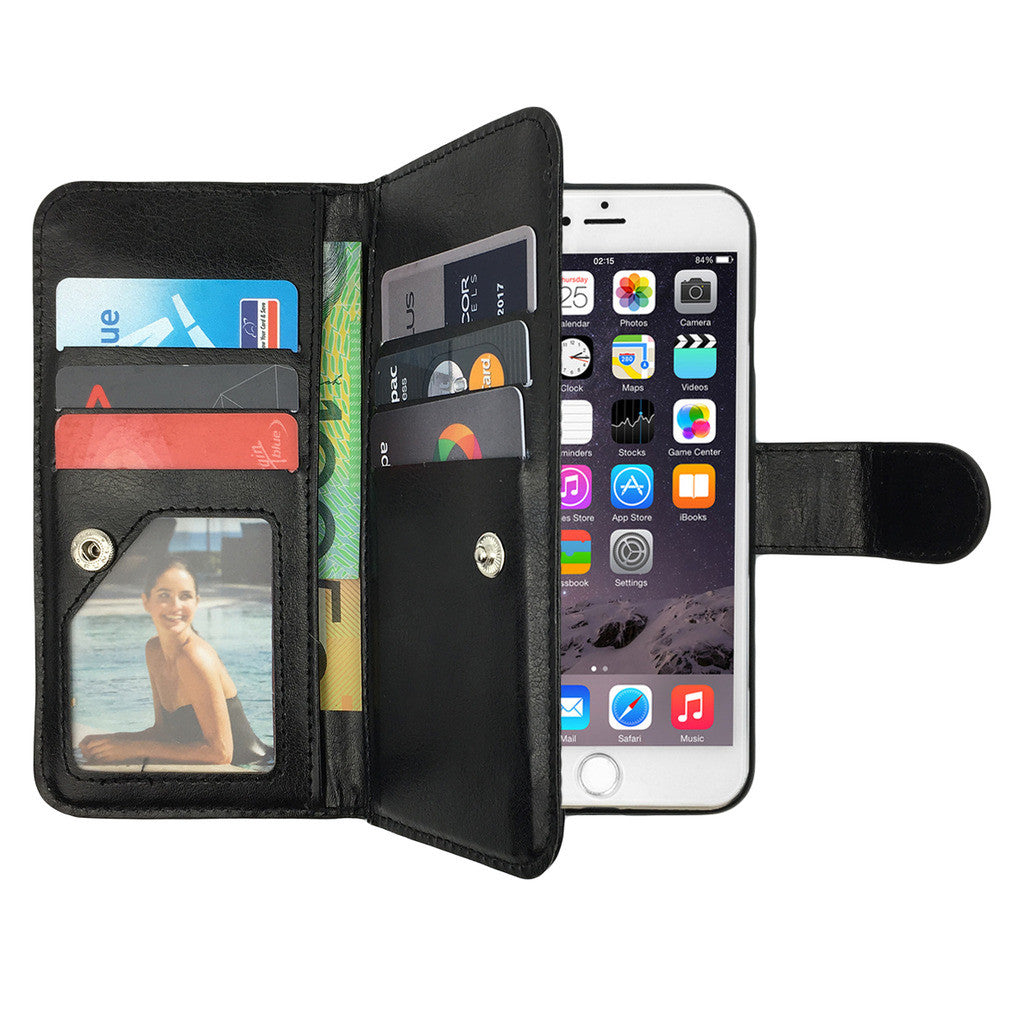 magnetic flip case iphone 8 plus