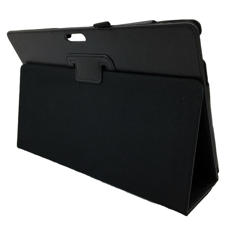 Leather Flip Stand Case Magnetic Folio Cover for Microsoft Surface Pro 3 and Pro 4