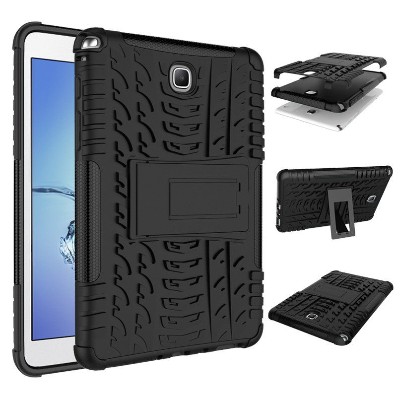 29e383902a67 Shockproof Heavy Duty Tough Armor Case Stand Cover for Samsung Galaxy Tab A  9.7