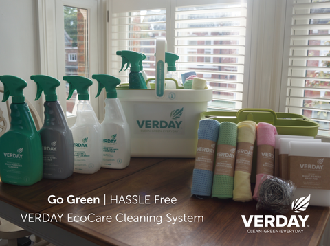 VERDAY Home Eco-Care Bundle (FREE SHIPPING)