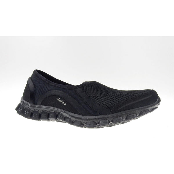 SKECHERS EZ FLEX BLACK