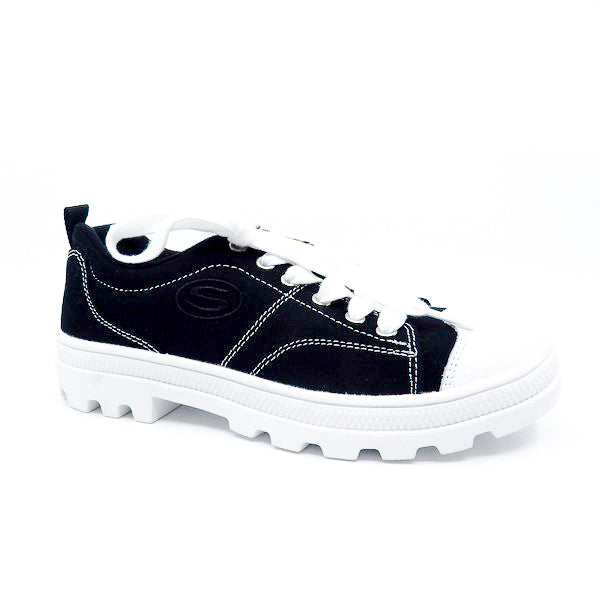 SKECHERS 74370 BLACK