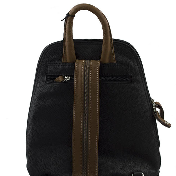 MILLENI NL10767 BLACK/TAN