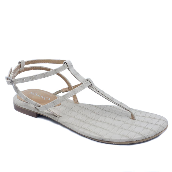Misano Shizu Light Beige Croc