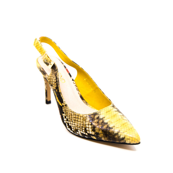 TOP END BECKIE YELLOW MULTI SNAKE