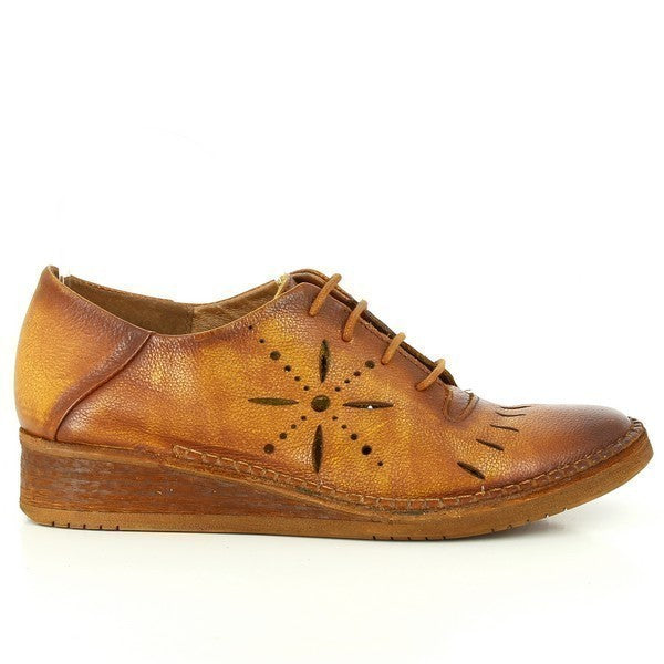 Felmini A048 TAN-COGNAC