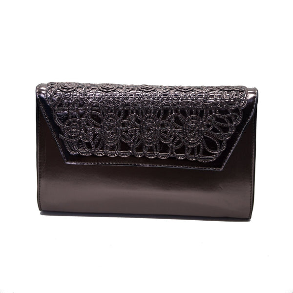 EMMA KATE EVENT-BAG PEWTER