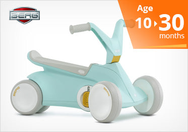 Berg GO2 - Age 10-30 months