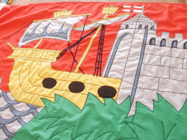 Bristol City Council flag by Red Dragon Flagmakers