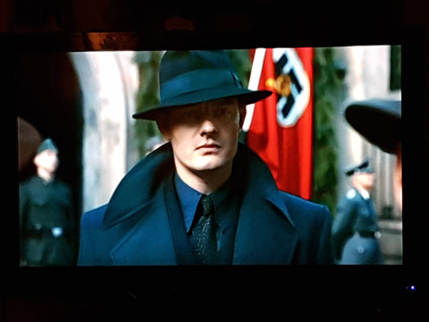 Nazi banners made by Red Dragon Flagmakers on SS GB BBC One drama 2017