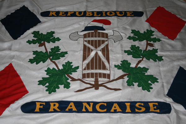French standard 1792 5th batallion