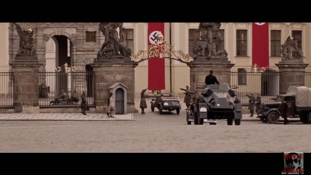 Anthropoid 2016 flags by Red Dragon Flagmakers