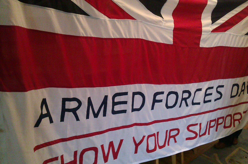 Armed Forces Day Show your Support