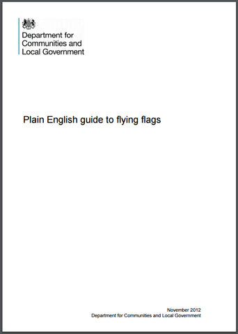 Planning regulations for flagpoles