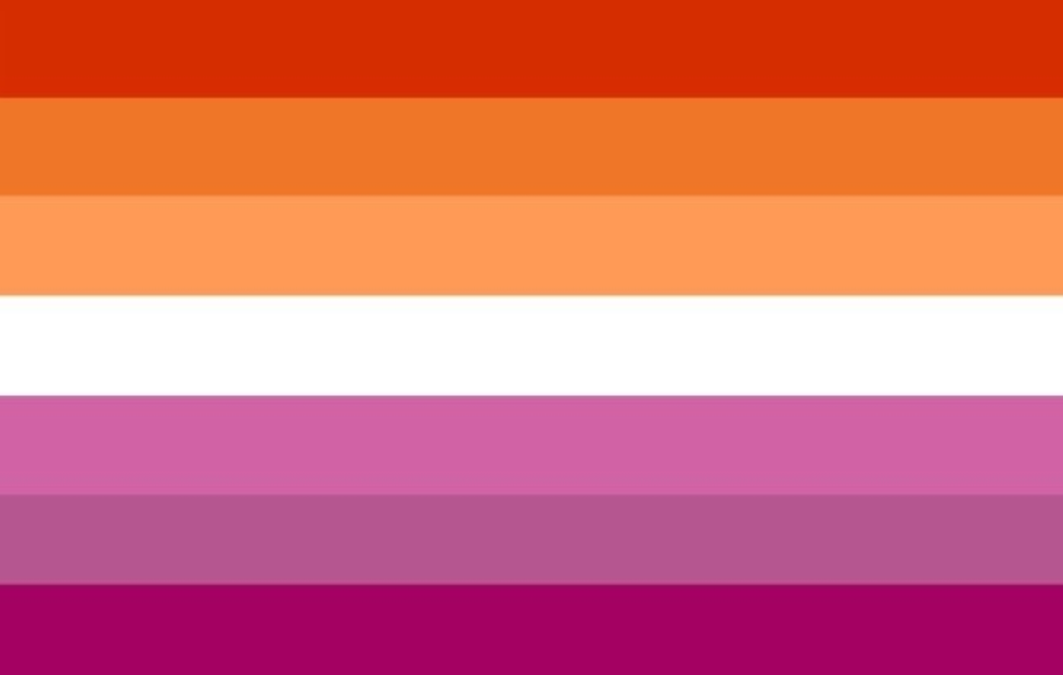 Lesbian pride lgbt flag by red dragon flagmakers