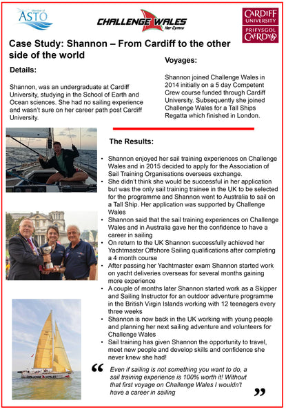 Shannon Challenge Wales Red Dragon Flagmakers case study