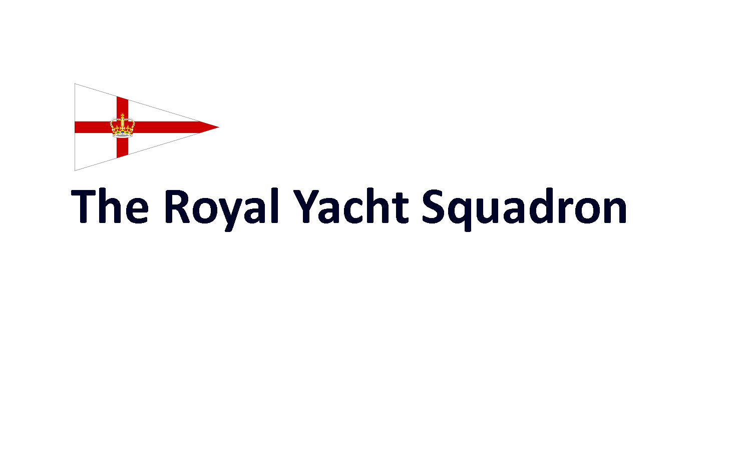 The Royal Yacht Squadron flags by Red Dragon Flagmakers