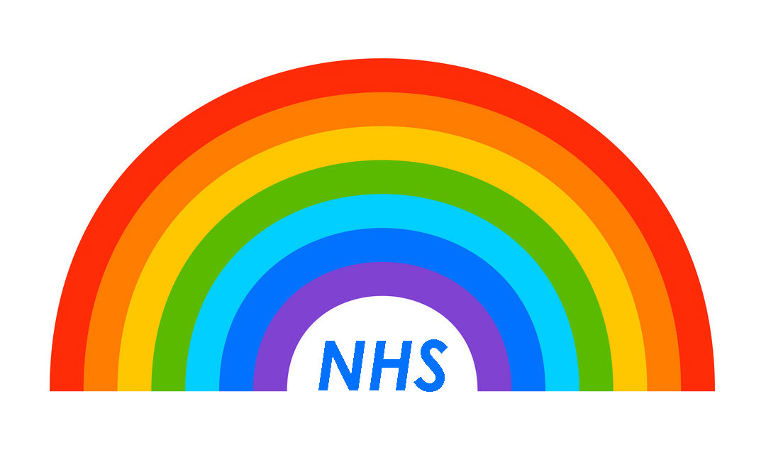 NHS Rainbow flag – Red Dragon Flagmakers Ltd