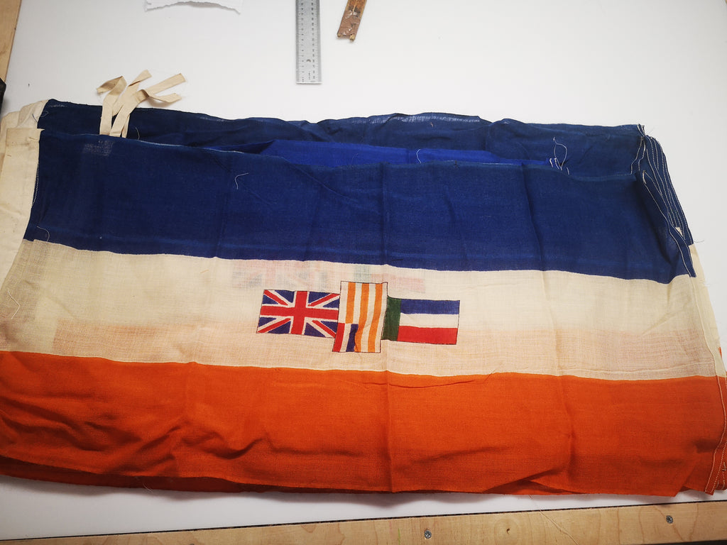 Copy of South Africa - pre Mandela (cotton cloths 1 yarder) (FLAG LOCKER)