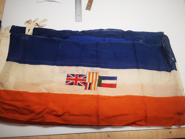 South Africa - pre Mandela (cotton cloths 1 yarder) (FLAG LOCKER)