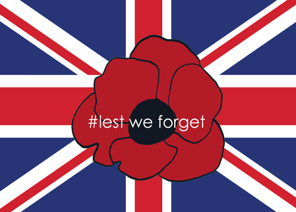 Union - Poppy / lest we forget