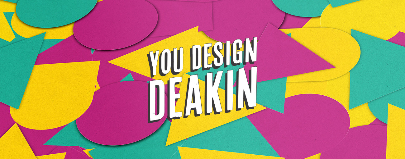 You Design Deakin header