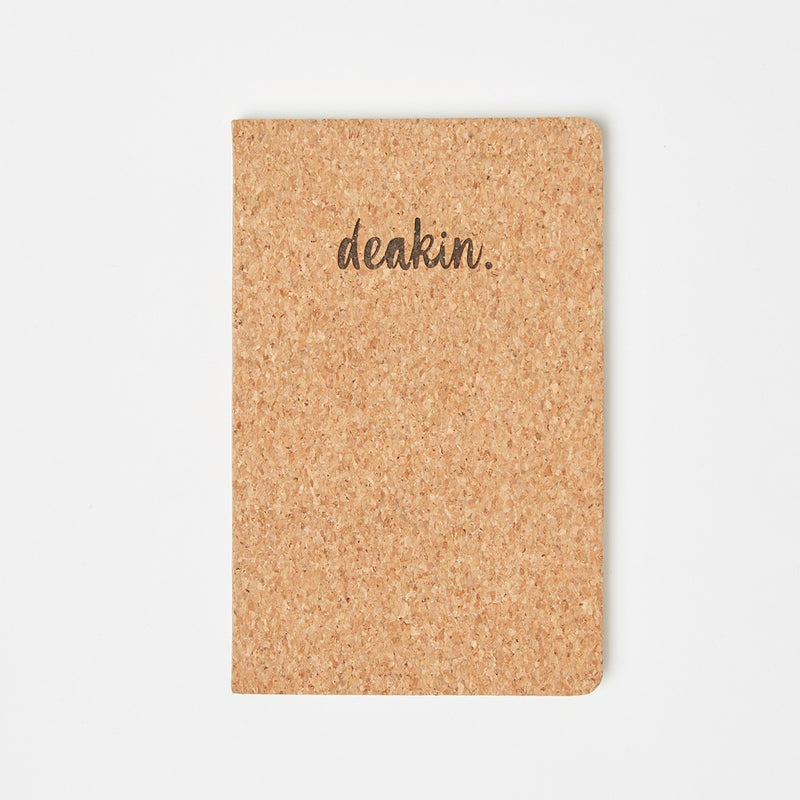 A5 Cork Cover Journal