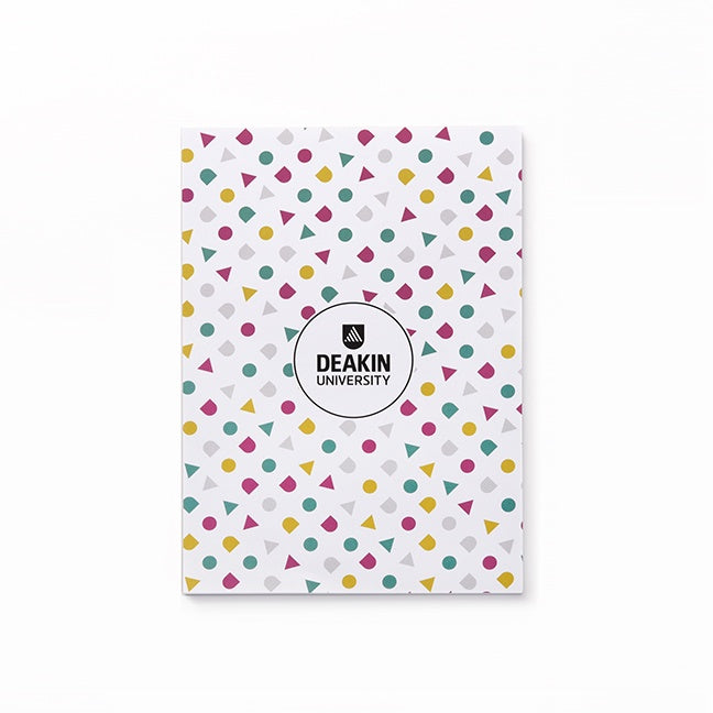 Note Pad - A5 Shapes