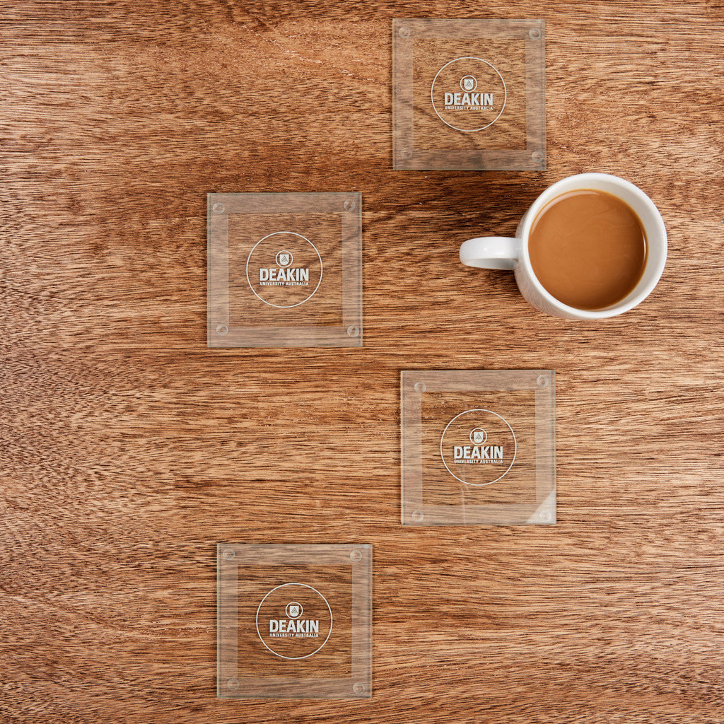 Coasters - glass