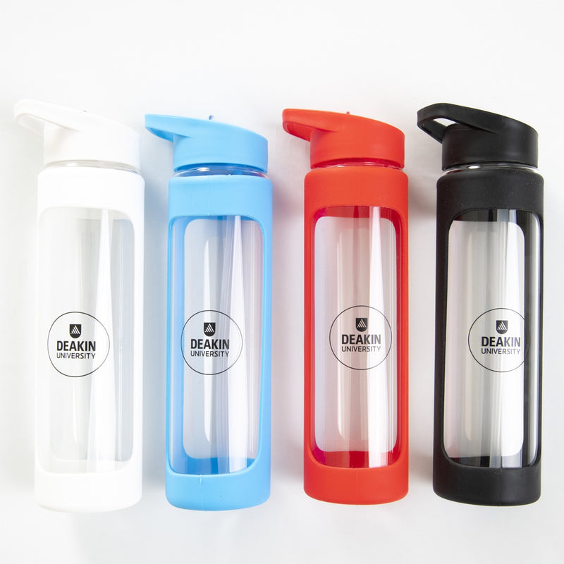 Jupiter glass water bottle