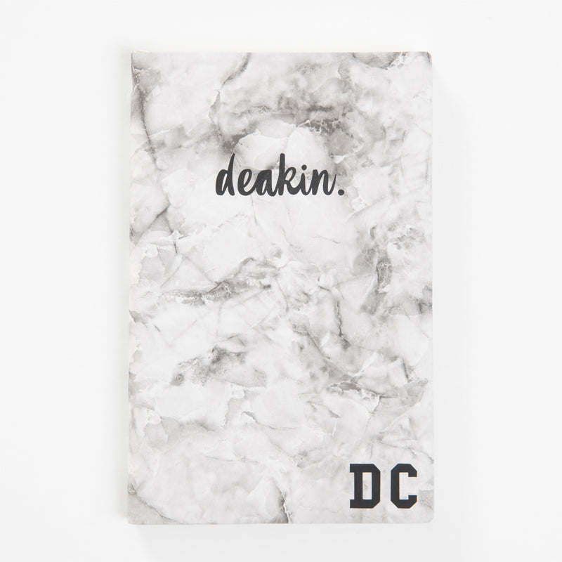 A5 Marble Cover Journal