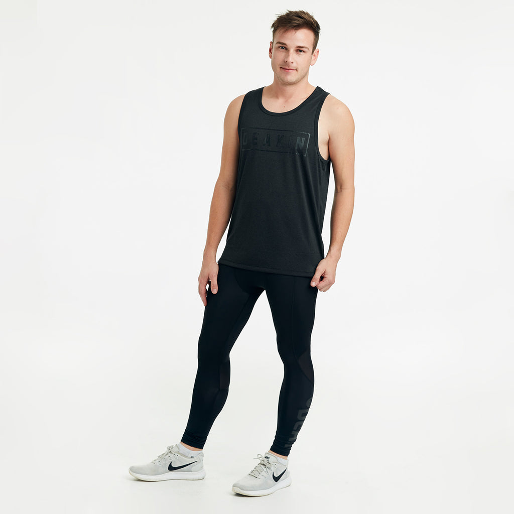 Active mens compression tight